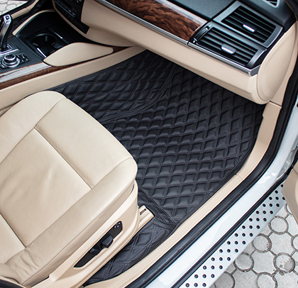 Car and Truck Floor Mats: Toledo & Holland/Spring Meadows, OH | TAS Electronics - car-floormat