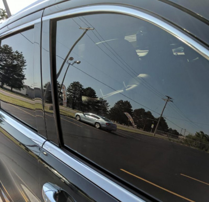Window Tinting: Toledo & Spring Meadows/Holland | TAS Electronics - window-tinting-service